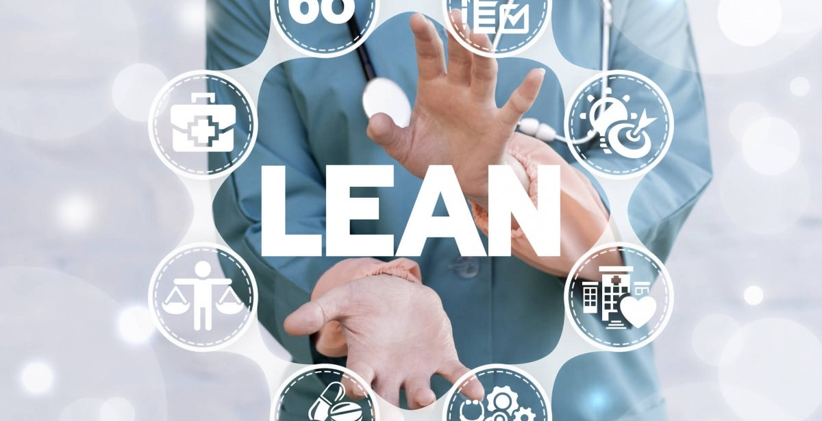 lean principles in healthcare industry