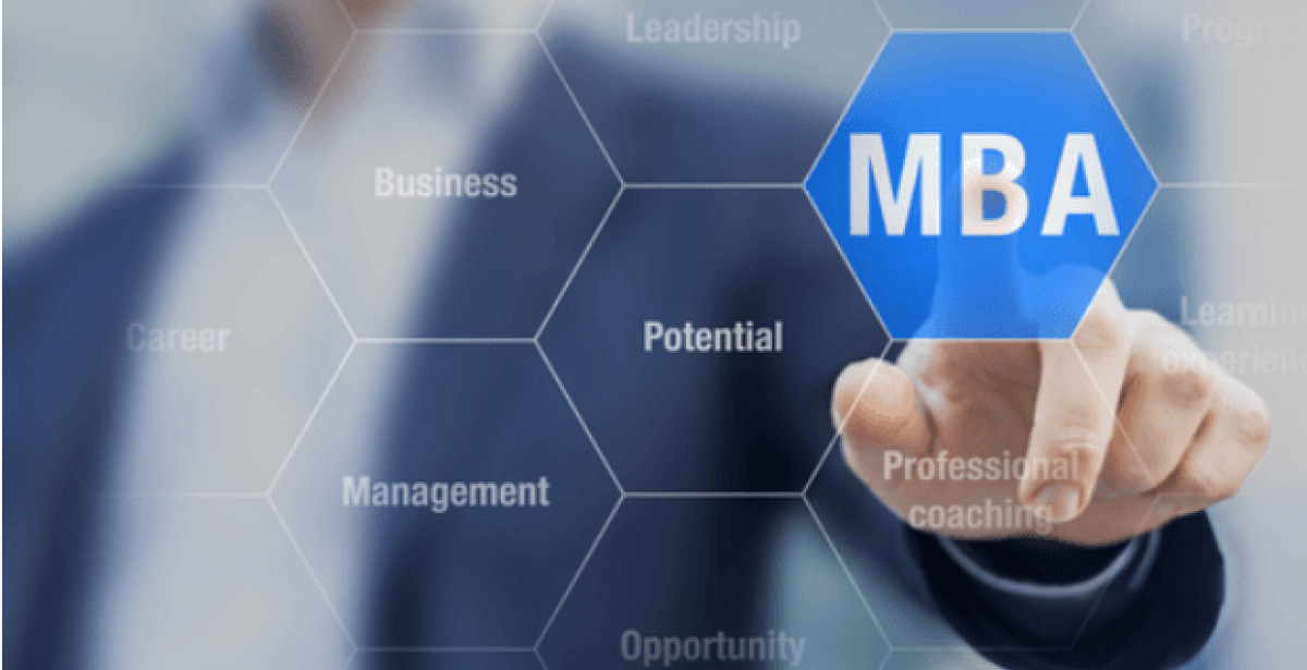 Turn on the MBA graphic