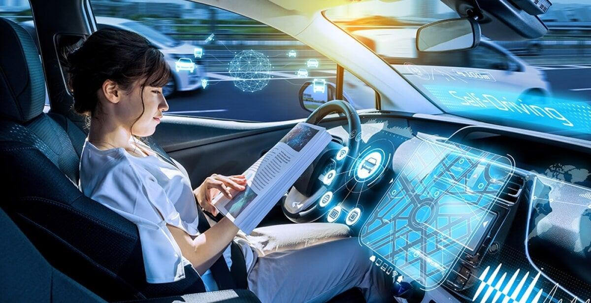 The Future is Autonomous
