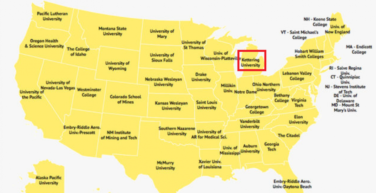 Kettering Listed as College Most Likely to Land You a Job in Michigan - blog header